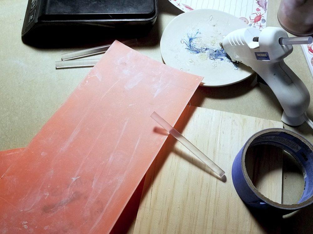 Making Reusable Mold Boxes - Shawna N.M. Barnes