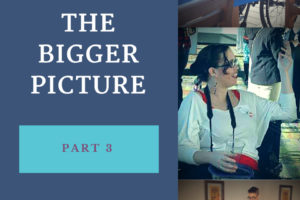 Handicap Accessible Studio – The BIGGER Picture – Part 3