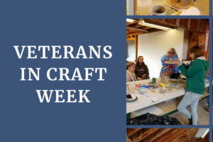 Veterans in Craft Week at Haystack