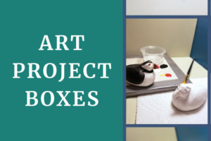 Introducing – Art Project Boxes!